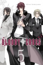 Komeyama, Shiwo Bloody Cross 5