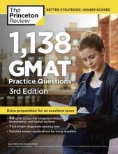 Princeton Review 1,138 GMAT Practice Questions