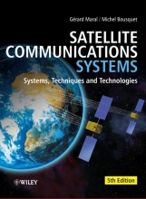 Maral, Gerard Satellite Communications Systems