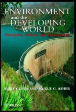 Gupta, Avijit Environment and the Developing World