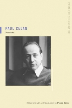 Paul Celan,   Pierre Joris Paul Celan