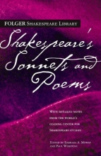 Shakespeare, William,   Mowat, Barbara A.,   Werstine, Paul Shakespeare`s Sonnets and Poems
