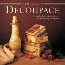 Maggie Pryce New Crafts: Decoupage