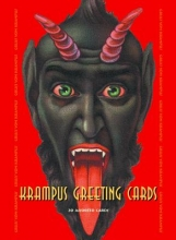 Krampus Greeting Cards