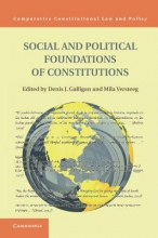 Galligan, Denis Comparative Constitutional Law and Policy