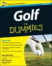 Gary McCord,   Alicia Harney,   Tony Smart Golf For Dummies