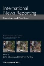 Heather Purdey,   John Owen International News Reporting