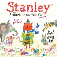 MacKenzie, Emily Stanley The Amazing Knitting Cat