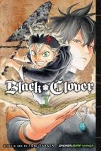 Tabata, Yuki Black Clover 1
