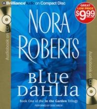 Roberts, Nora Blue Dahlia