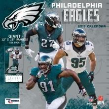 Philadelphia Eagles 2017 Calendar