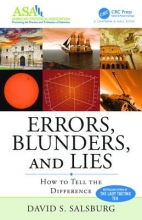 David Salsburg Errors, Blunders, and Lies