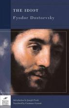 Dostoevsky, Fyodor The Idiot (Barnes & Noble Classics Series)