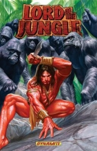 Nelson, Arvid Lord of the Jungle Volume 1
