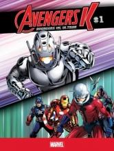 Zub, Jim Avengers K Avengers Vs. Ultron 1