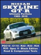 Nissan Skyline GT-R Ultimate Portfolio 1969-2010