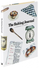 Magma Books The Baking Journal