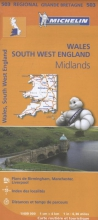 , 503 Wales, South West England, Midlands
