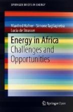 Hafner, Manfred Energy in Africa