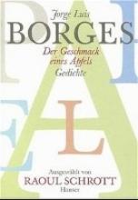 Borges, Jorge Luis Der Geschmack eines Apfels
