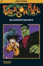 Toriyama, Akira Dragon Ball 06. Das Monster Nummer 8