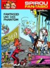Spirou und Fantasio Spezial. Fantasio und das Phantom