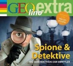 Nusch, Martin Spione & Detektive - Die geheimen Tricks der Ermittler