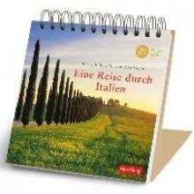 Nenzel, Claudia Eine Reise durch Italien Geschenkbuch