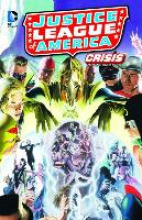 Fox, Gardner Justice League of America: Crisis 01