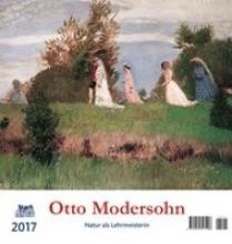 Otto Modersohn 2017 Postkartenkalender