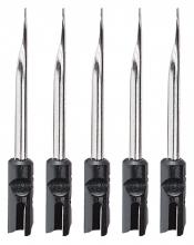 , navulling naald voor schietpistool staal(ZB600), 5 stuks