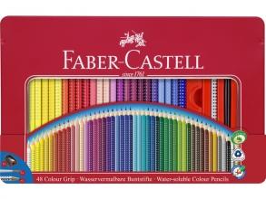 kleurpotlood Faber Castell GRIP set a 48 stuks