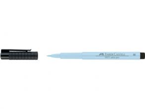 Fc-167448 Faber-castell tekenstift pitt artist pen brush ice blue 148