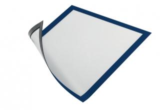 , Duraframe Durable 486907 magnetisch A4 blauw