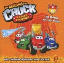 (6)Original HSP z.TV-Serie-Helden Auf Vier Reifen