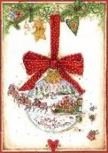 Die Christbaumkugel Wandkalender