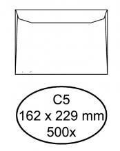 , Envelop Hermes bank C5 162x229mm wit 500stuks