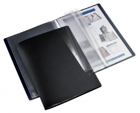 , Showmap HF2 flexibel A4 30-tassen zwart