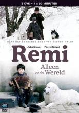Remi Alleen op de wereld 2 DVD`s