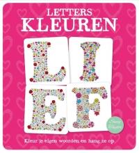 Suzy  Taylor Letters kleuren, Lief