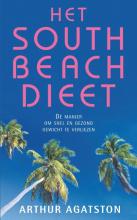 A.  Agatston Het south Beach Dieet