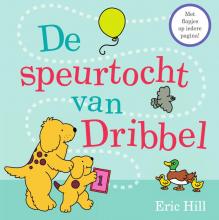 Eric Hill , De speurtocht van Dribbel