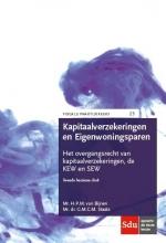 G.M.C.M. Staats H.P.M. van Bijnen, Kapitaalverzekeringen en Eigenwoningsparen.