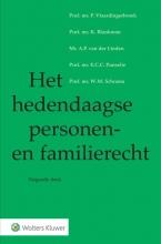 , Het hedendaagse personen- en familierecht
