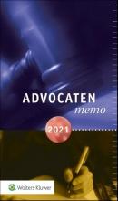 , Advocatenmemo 2021