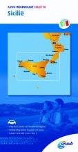 ANWB , ANWB wegenkaart Italië 10. Sicilië