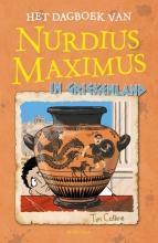 Tim Collins , Het dagboek van Nurdius Maximus in Griekenland