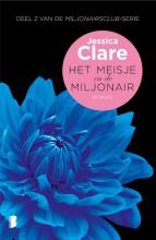 Jessica  Clare Miljonairsclub 2 : Het meisje en de miljonair