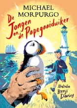 Benji Davies Michael Morpurgo, De jongen en de papegaaiduiker