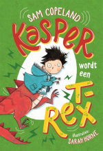 Sam Copeland , Kasper wordt een T. rex